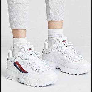 RARE! Fila Disruptor Sneakers !